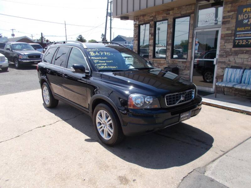 2009 Volvo XC90 AWD 3.2 4dr SUV w/ Versatility Package and Premium Package - Keyport NJ