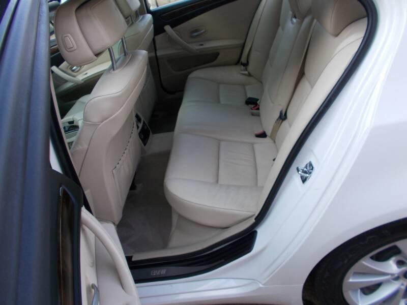 2010 BMW 5 Series AWD 535i xDrive 4dr Sedan - Keyport NJ