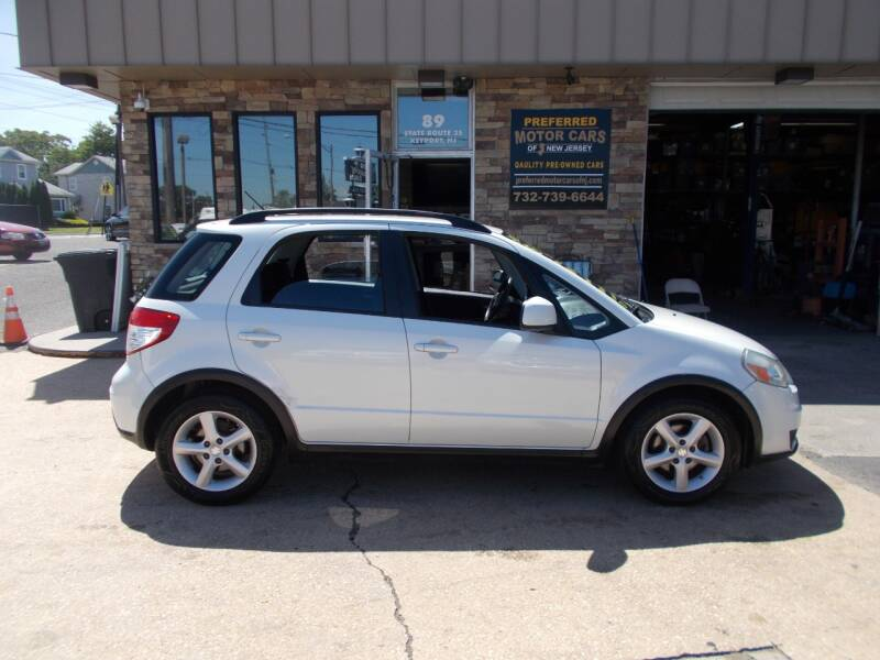 2009 Suzuki SX4 Crossover AWD 4dr Crossover 5M w/Technology Package - Keyport NJ