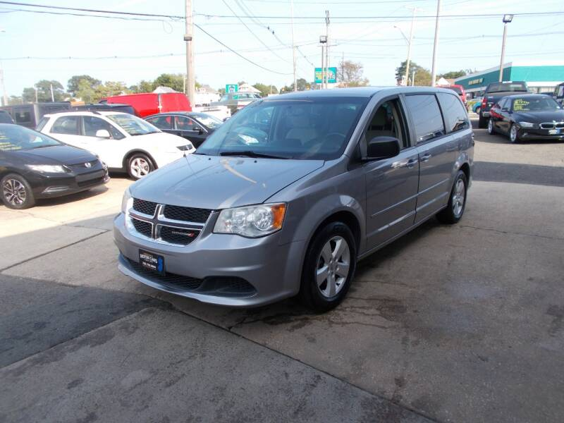2013 Dodge Grand Caravan American Value Package 4dr Mini-Van - Keyport NJ
