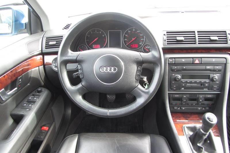 2003 Audi A4 AWD 3.0 quattro 4dr Sedan - Stanwood WA