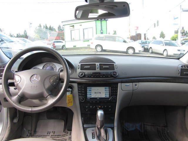2004 Mercedes-Benz E-Class E500 4dr Sedan - Stanwood WA
