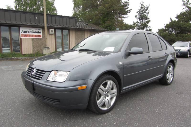 2003 Volkswagen Jetta GLX VR6 4dr Sedan - Stanwood WA