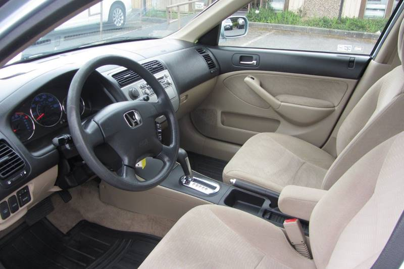 2003 Honda Civic Hybrid 4dr Sedan - Stanwood WA