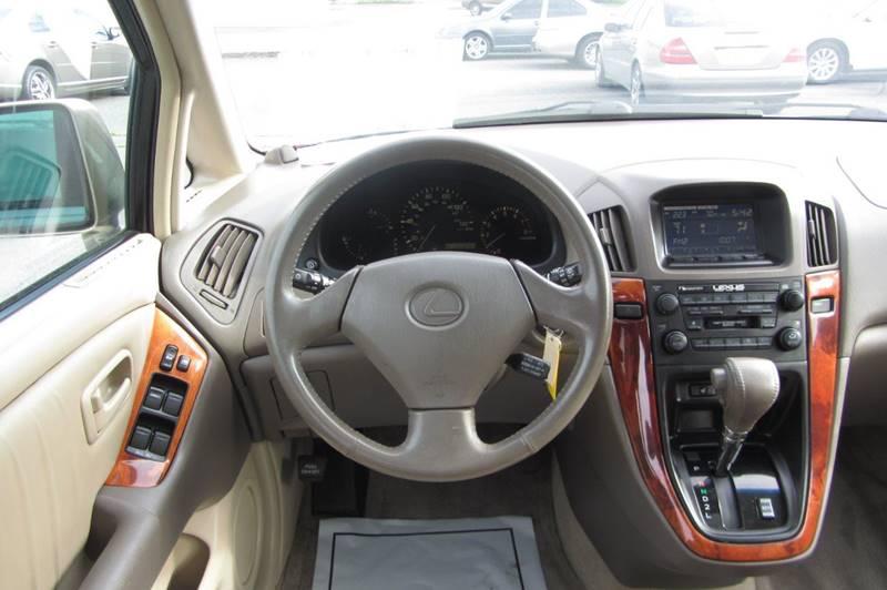 2000 Lexus RX 300 AWD 4dr SUV - Stanwood WA