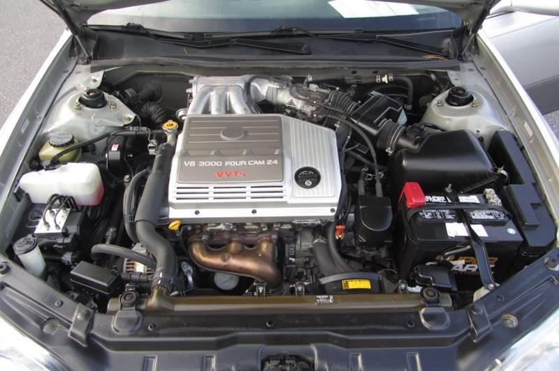 2000 Lexus ES 300 4dr Sedan - Stanwood WA