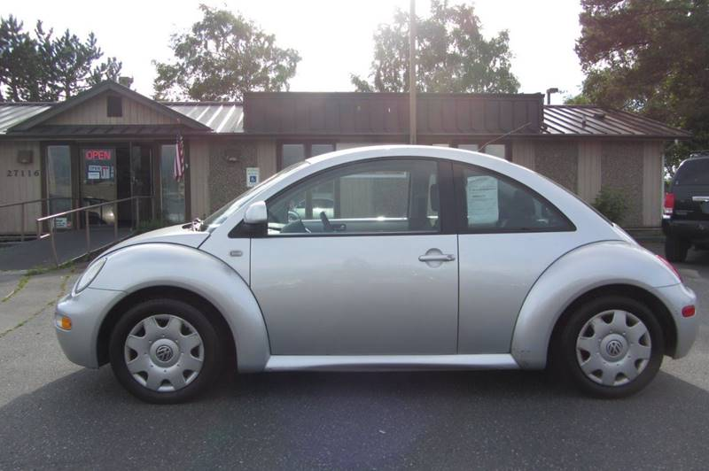 2000 volkswagen new beetle gl 2dr hatchback in stanwood wa