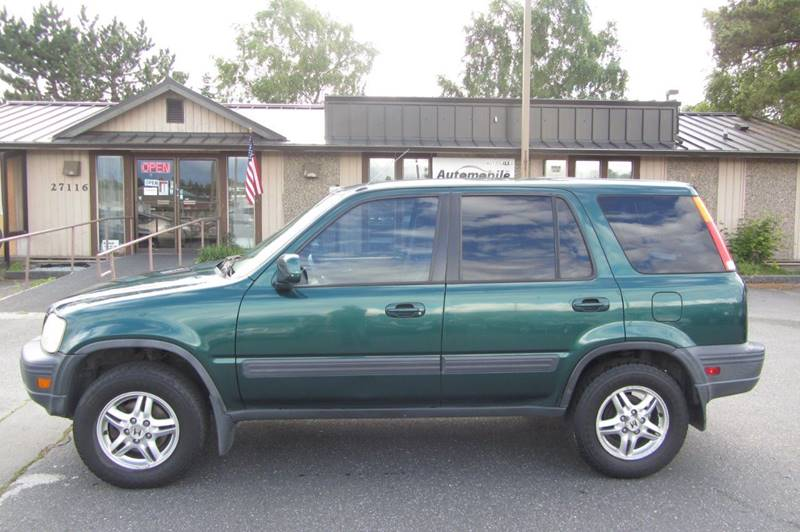 2000 honda cr v awd ex 4dr suv in stanwood wa automobile inc. Black Bedroom Furniture Sets. Home Design Ideas