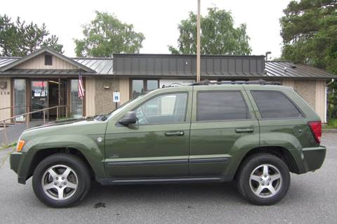 2007 Jeep Grand Cherokee for sale in Stanwood, WA