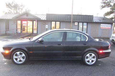 2002 Jaguar X Type For Sale In Stanwood, WA