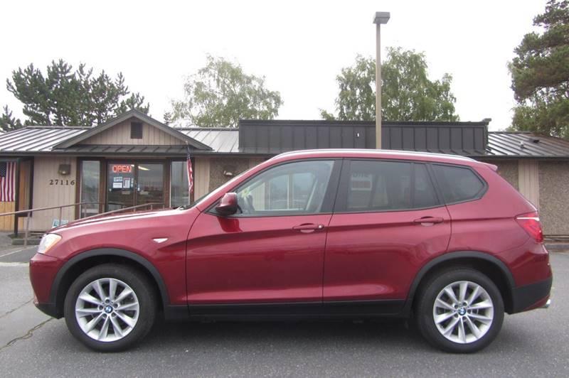 Used BMW X For Sale Seattle WA CarGurus - 2014 bmw x3 35i
