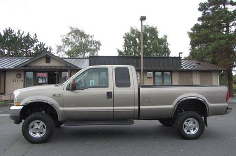 2003 Ford F-350 Super Duty for sale in Stanwood, WA