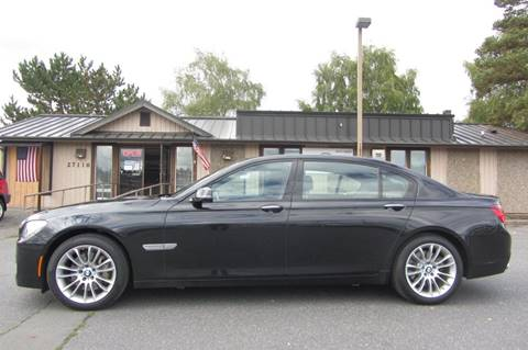 2015 BMW 7 Series for sale in Stanwood, WA