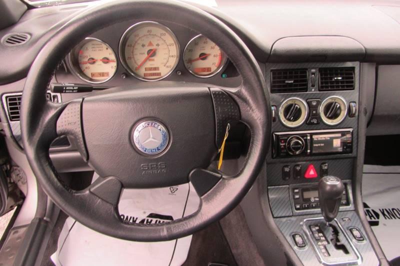 1998 Mercedes-Benz Slk SLK 230 Supercharged 2dr Convertible