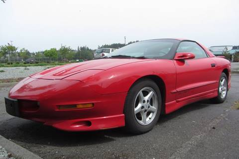 1997 Pontiac Firebird for sale in Stanwood, WA