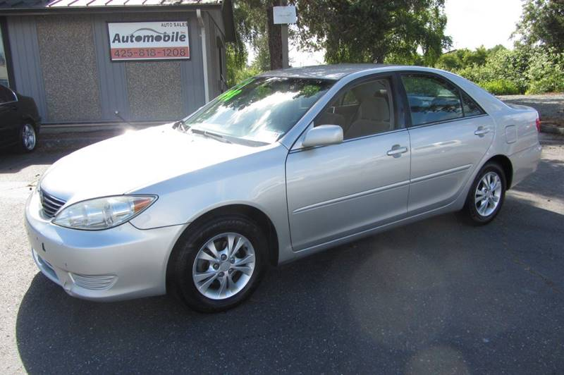 2005 Toyota Camry LE V6 4dr Sedan In Stanwood WA