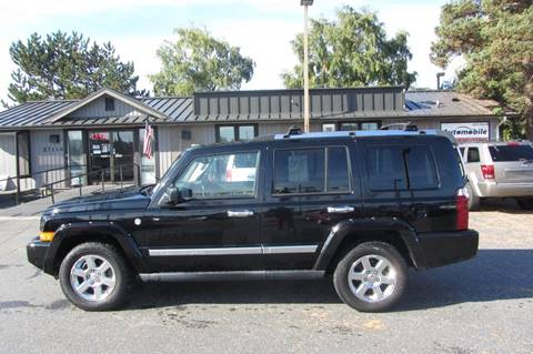 2006 Jeep Commander for sale in Stanwood, WA