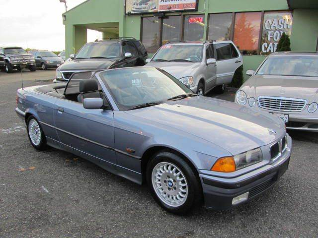 1994 Bmw 3 Series 318i 2dr Convertible In Stanwood WA - Automobile Inc