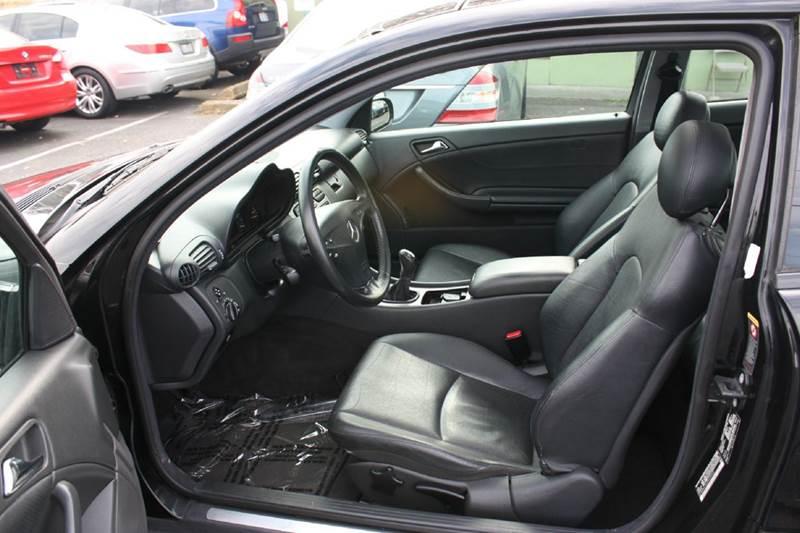 2002 Mercedes Benz C Class C230 Kompressor 2dr Hatchback In Stanwood