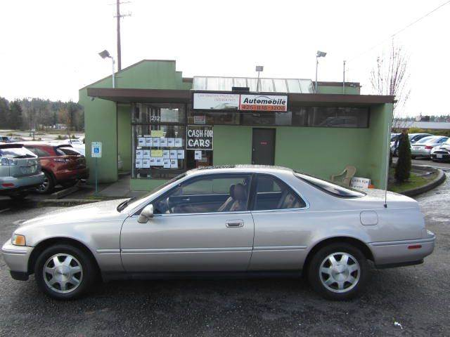 1992 Acura Legend LS 2dr Coupe In Stanwood WA