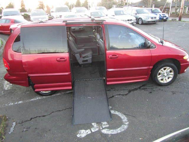 1996 Dodge Grand Caravan Es Mobility Wheel Chair Accesible Ims In
