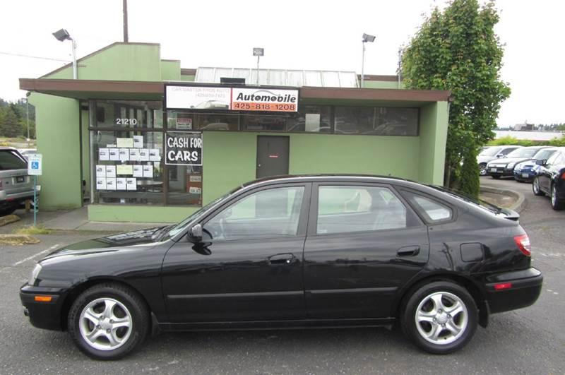 Amazing 2006 Hyundai Elantra GT 4dr Hatchback   Stanwood WA