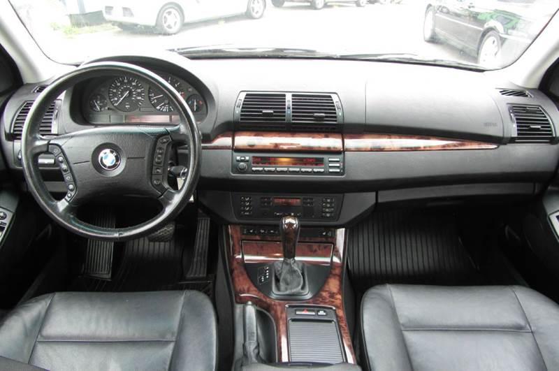 2004 Bmw X5 4.4i AWD 4dr SUV In Stanwood WA - Automobile Inc