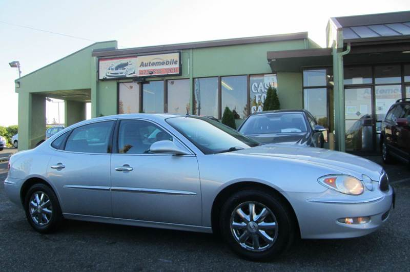 2005 Buick LaCrosse CXL 4dr Sedan w/ Front and Rear Head Airbags - Stanwood WA
