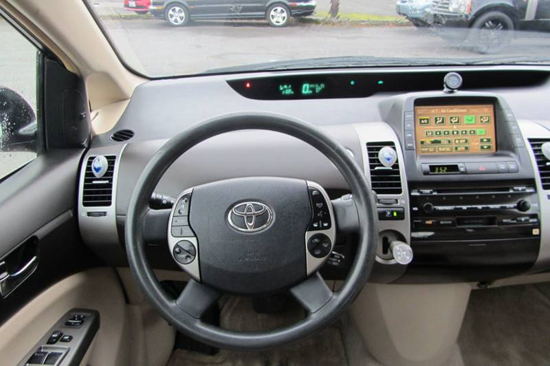 Toyota Prius Dr Hatchback In Stanwood WA Automobile Inc - 2004 prius