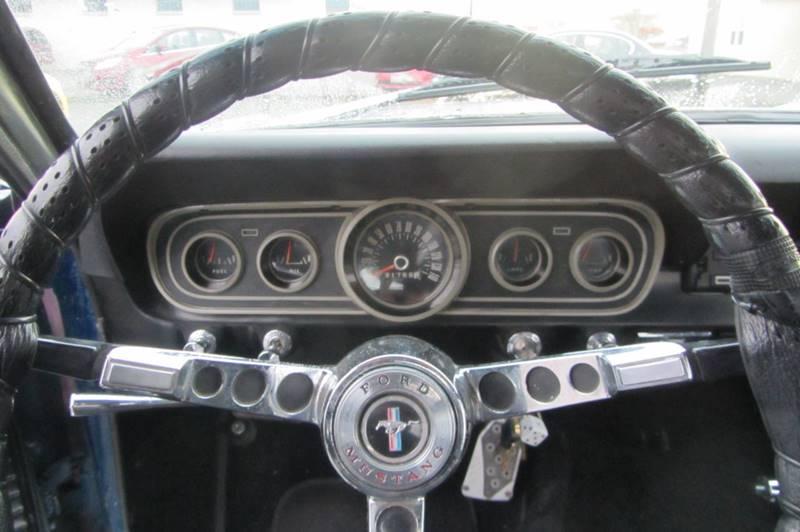 1966 Ford Mustang  - Stanwood WA