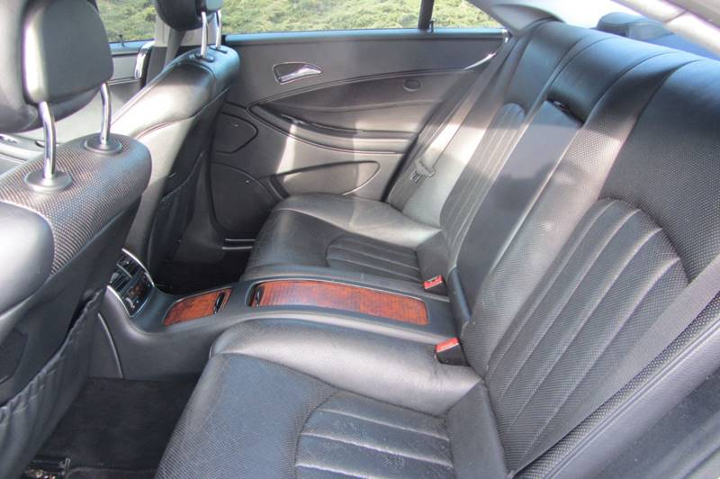 2006 Mercedes-Benz CLS CLS 500 4dr Sedan - Stanwood WA