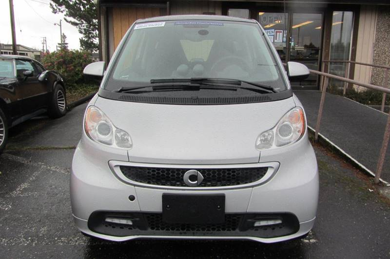 2013 Smart fortwo passion electric drive 2dr Hatchback - Stanwood WA