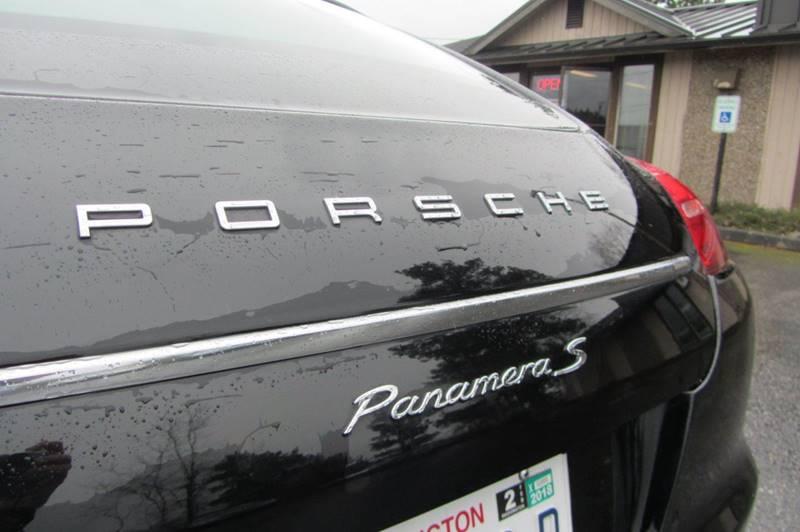 2012 Porsche Panamera S 4dr Sedan - Stanwood WA