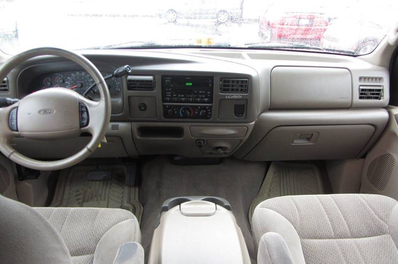 2001 Ford Excursion XLT 2WD 4dr SUV - Stanwood WA