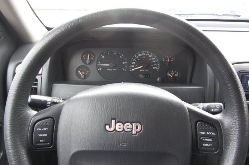 2004 Jeep Grand Cherokee 4dr Laredo 4WD SUV - Stanwood WA