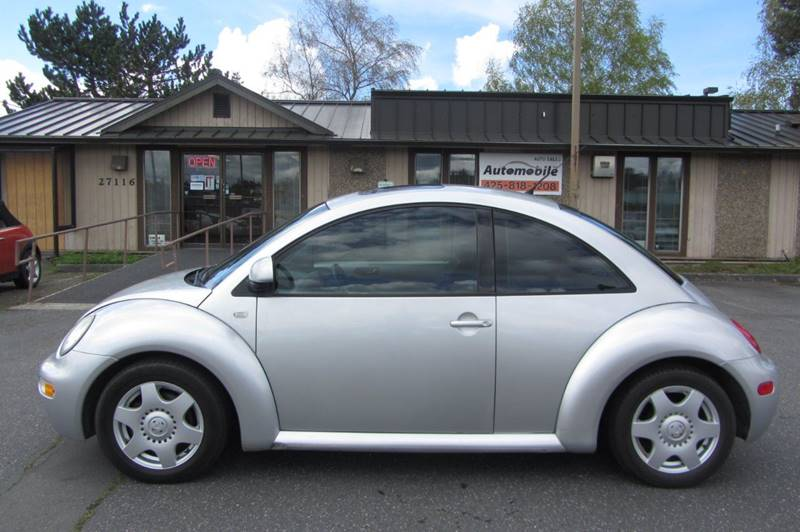 2000 Volkswagen New Beetle GLX 1.8T 2dr Turbo Coupe - Stanwood WA