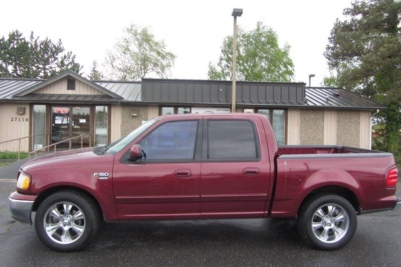 2003 Ford F-150 4dr SuperCrew XLT Rwd Styleside SB - Stanwood WA
