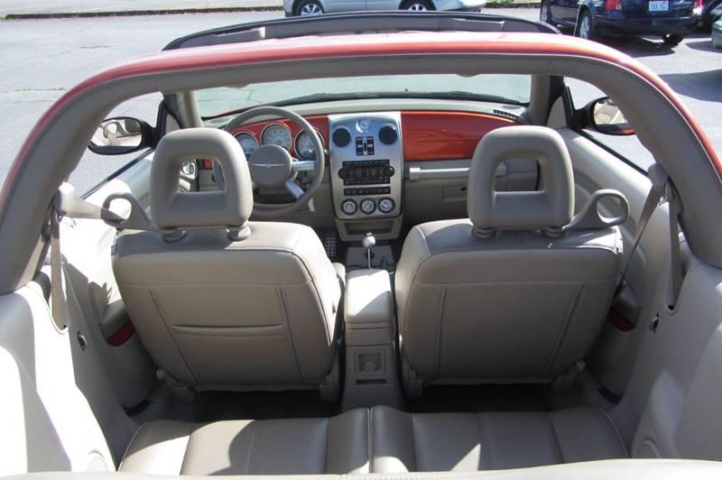 2007 Chrysler PT Cruiser GT 2dr Convertible - Stanwood WA