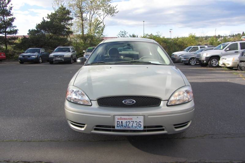 2004 Ford Taurus SES 4dr Sedan w/Duratec - Stanwood WA