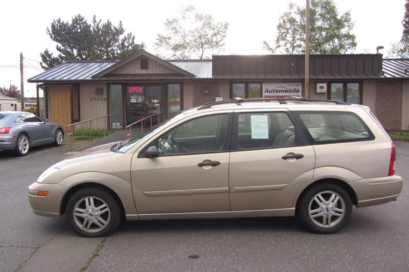 2000 Ford Focus SE 4dr Wagon - Stanwood WA