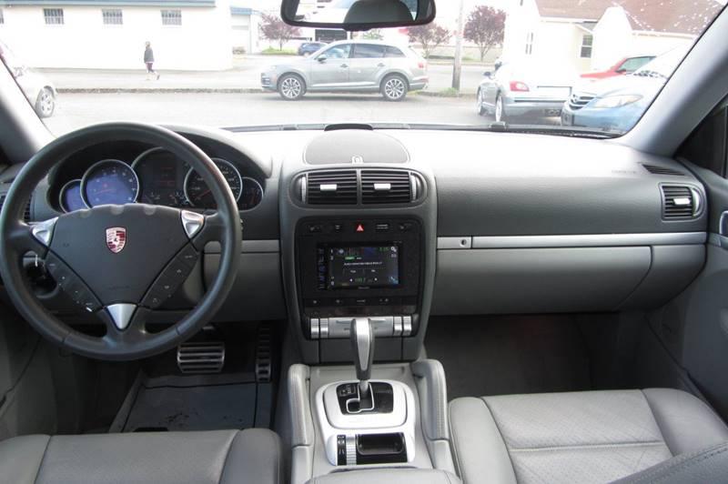 2006 Porsche Cayenne AWD S 4dr SUV - Stanwood WA