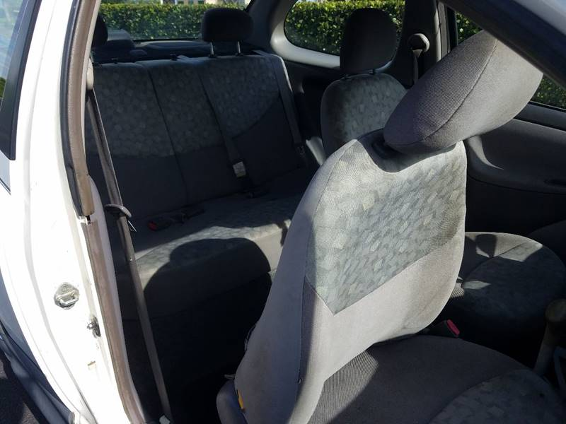 2000 Toyota ECHO 2dr Coupe - Cape Coral FL