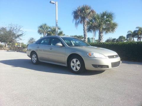 2010 Chevrolet Impala for sale in Cape Coral, FL
