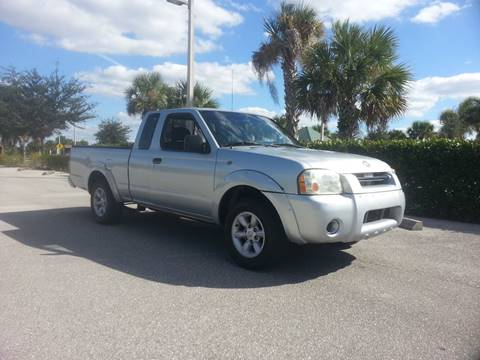 2001 Nissan Frontier for sale in Cape Coral, FL