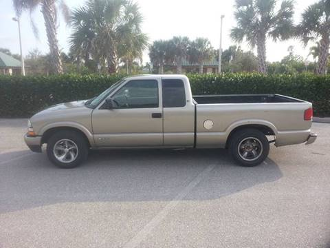 2003 Chevrolet S-10 for sale in Cape Coral, FL