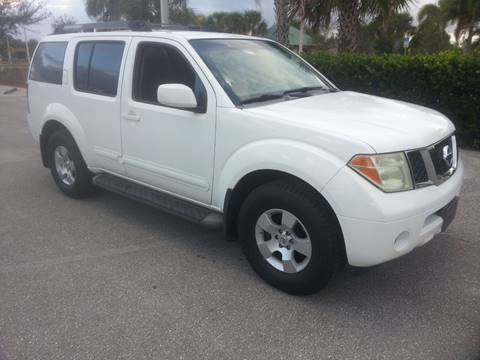 2007 Nissan Pathfinder for sale in Cape Coral, FL
