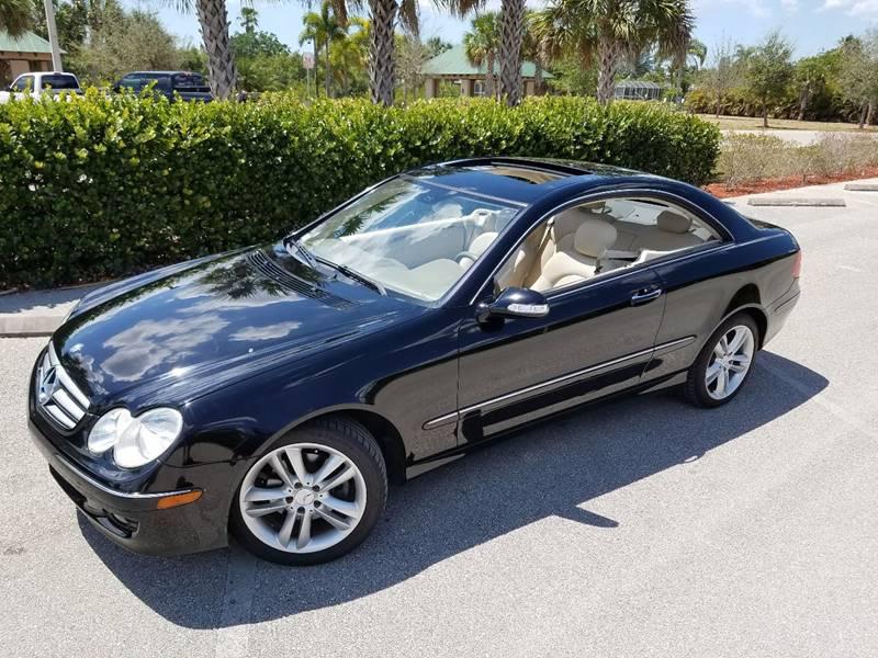 2006 Mercedes-Benz CLK CLK 350 2dr Coupe - Cape Coral FL