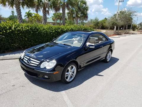 2006 Mercedes-Benz CLK for sale in Cape Coral, FL