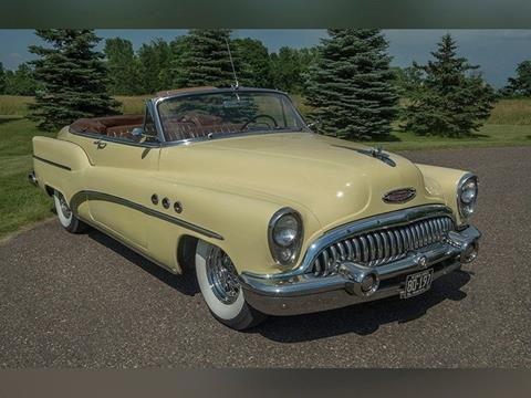 1953 Buick 50 Super for sale in Rogers, MN