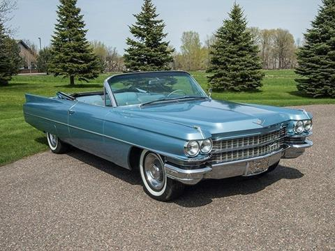 1963 Cadillac DeVille For Sale in New York - Carsforsale.com
